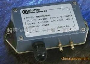 阿爾法alpha本安防爆型微差壓傳感器/變送器Model 168