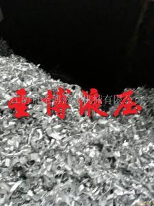 高产铝销屑饼机产品图片