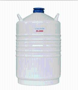 欧莱博实验室专用储存型YDS-10液氮罐产品图片