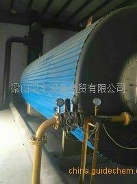 五折促销二手4吨燃油燃气锅炉