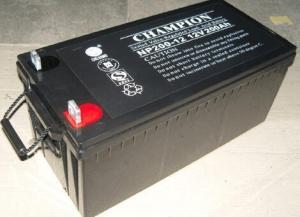 冠军蓄电池NP120-12报价