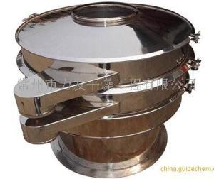 化肥震动筛 圆形振动筛 肥料筛分机产品图片