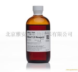 Gibco Invitrogen Trizol 15596-018 200mL产品图片