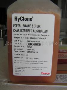 HyCloneSH30396.03胎牛血清