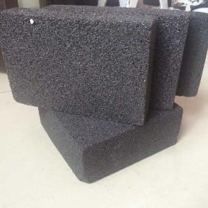 脱硫烟道专用发泡玻璃砖 泡沫玻璃弧形板