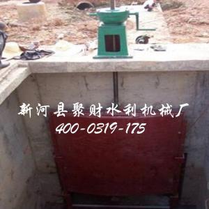 河北SFZ铸铁镶铜闸门供应商