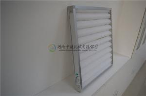 藥廠通風用板式預過濾器|潔凈車間用板式過濾器