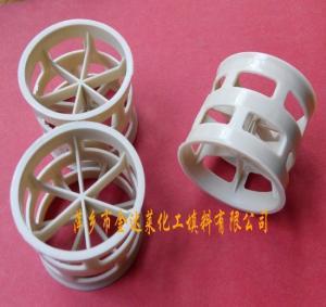 PPH鲍尔环 φ50mmPPH塑料鲍尔环 PPH鲍尔环填料现货价格