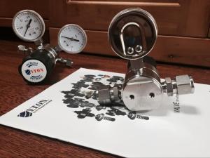 进口气体高压减压阀(减压器) 产品图片