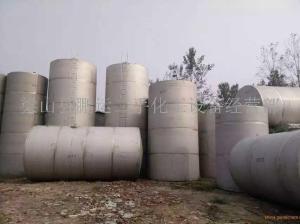 山东济宁低价处理二手不锈钢储罐10立方-50立方找梁山鹏运二手化工产品图片
