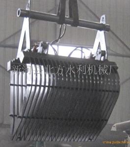 移动液压抓斗式清污机生产厂家