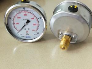 德國WIKA威卡不銹鋼壓力表