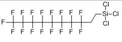 1H,1H,2H,2H-全氟癸基三氯硅烷 78560-44-8