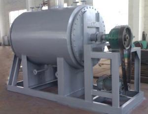 统一干燥镍锰酸锂专用耙式真空干燥机
