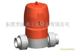+GF+氣動隔膜閥DIASTAR 16常閉(FC) 帶承插焊插端 公制