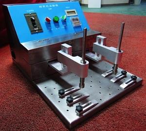 339型酒精橡皮耐磨擦试验机产品图片