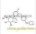 甲基 1-C-[4-氯-3-[[4-[[(3S)-四氢-3-呋喃基]氧基]苯基]甲基]苯基]-alpha-D-吡喃葡萄糖苷