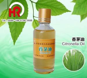 厂家供应天然香茅油  含香茅醛35%以上,香茅醇85% 产品图片