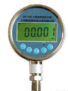 EB-YBS-C精密數顯壓力表