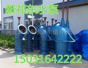 350ZLB-100立式軸流泵農田灌溉增壓泵大流量水利工程用泵