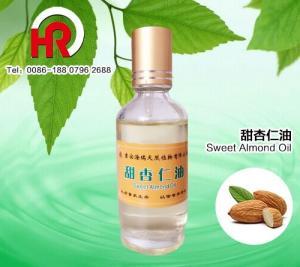 基础油 甜杏仁油 Sweet almond oil 产品图片