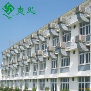 厂房工业冷风机降温工程