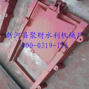 球墨铸铁闸门运行使用寿命