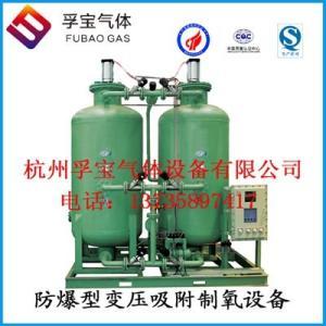 10立方制氧機  工業分子篩氧氣發生器