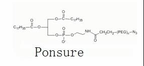 磷脂PEG叠氮 产品图片