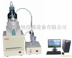MX-100型酸值测定仪 瑞士万通电位滴定仪产品图片