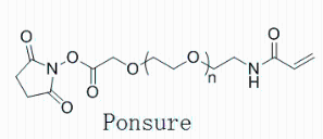 丙烯酰胺PEG-N羟基琥珀酰亚胺酯 产品图片