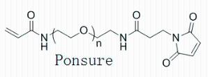 丙烯酰胺PEG马来酰亚胺 产品图片