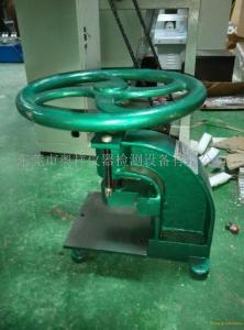 橡胶冲片机,哑钤冲片机 裁刀冲片机产品图片