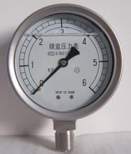 不銹鋼膜盒壓力表,不銹鋼膜盒壓力表價格