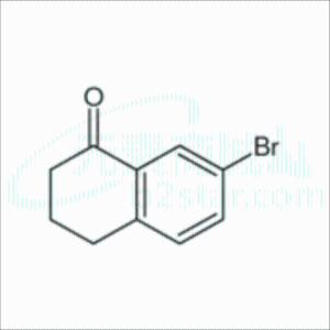 7-溴-α-四氢萘酮 1(2H)-Naphthalenone,7-bromo-3,4-dihydro- (CAS No.32281-97-3)现货供应