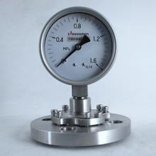 耐高溫型隔膜壓力表,耐高溫型隔膜壓力表價格