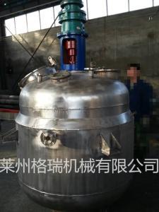 不锈钢电加热反应釜产品图片