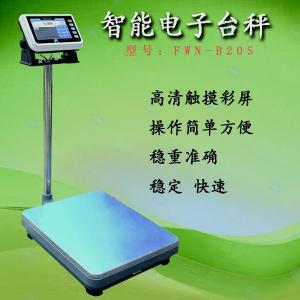 FWN-B20S-60kg记录数据多功能电子秤,自动读取称重数据电子台称产品图片