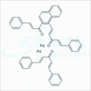 CAS号:51364-51-3;三(二亚苄基丙酮)二钯;Tris(dibenzylideneacetone)dipalladium