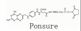 活性酯PEG叶酸