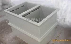 PP酸洗槽塑料焊接槽PP電解槽氧化槽