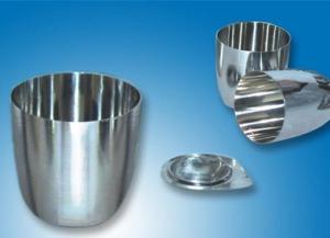 铂金坩埚,99.95%铂金坩埚,全国包鉴定合格产品图片