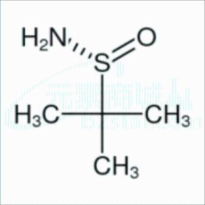 CAS号:196929-78-9   ;(R)-(+)-叔丁基亚磺酰胺  ; (R)-(+)-tert-Butylsulfinamide   C6