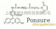 荧光素PEG-马来酰亚胺 产品图片