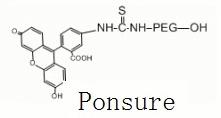 荧光素PEG-羟基 产品图片