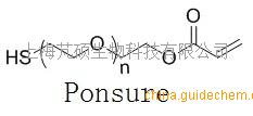 丙烯酸酯PEG-巯基