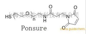 巯基PEG马来酰亚胺