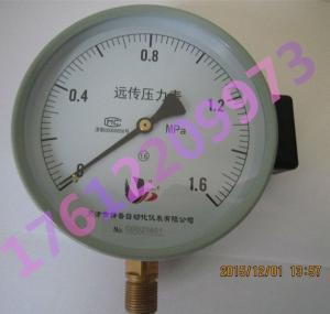 遠傳壓力表電阻式ytz100 0-1..6/10/2.5/4/16/25/40mpa