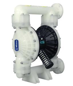 气动隔膜泵VS