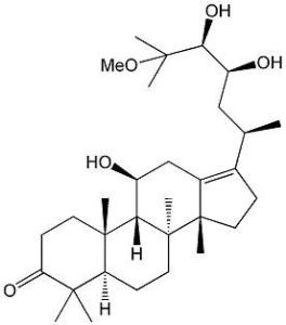 25-甲氧基泽泻醇A; 155801-00-6; 25-Methoxyalisol A